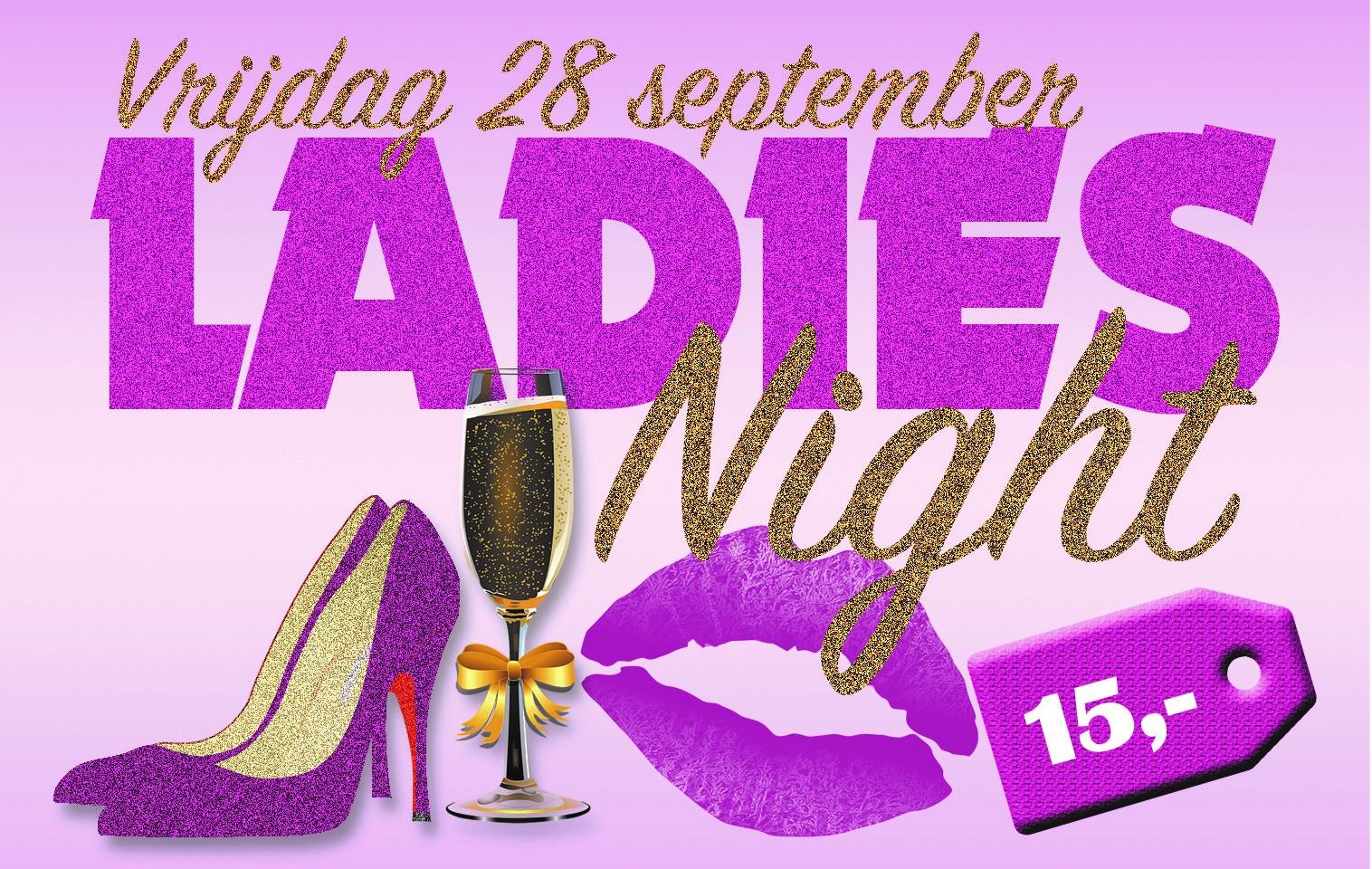 Derde Editie Ladies Night In De Breehoek Kulturhus De Breehoek